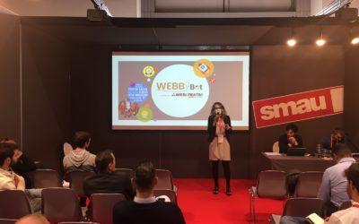 Webbybot per il Franchising allo Smau 2018